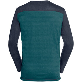 VAUDE Sveit LS T-Shirt Men eclipse